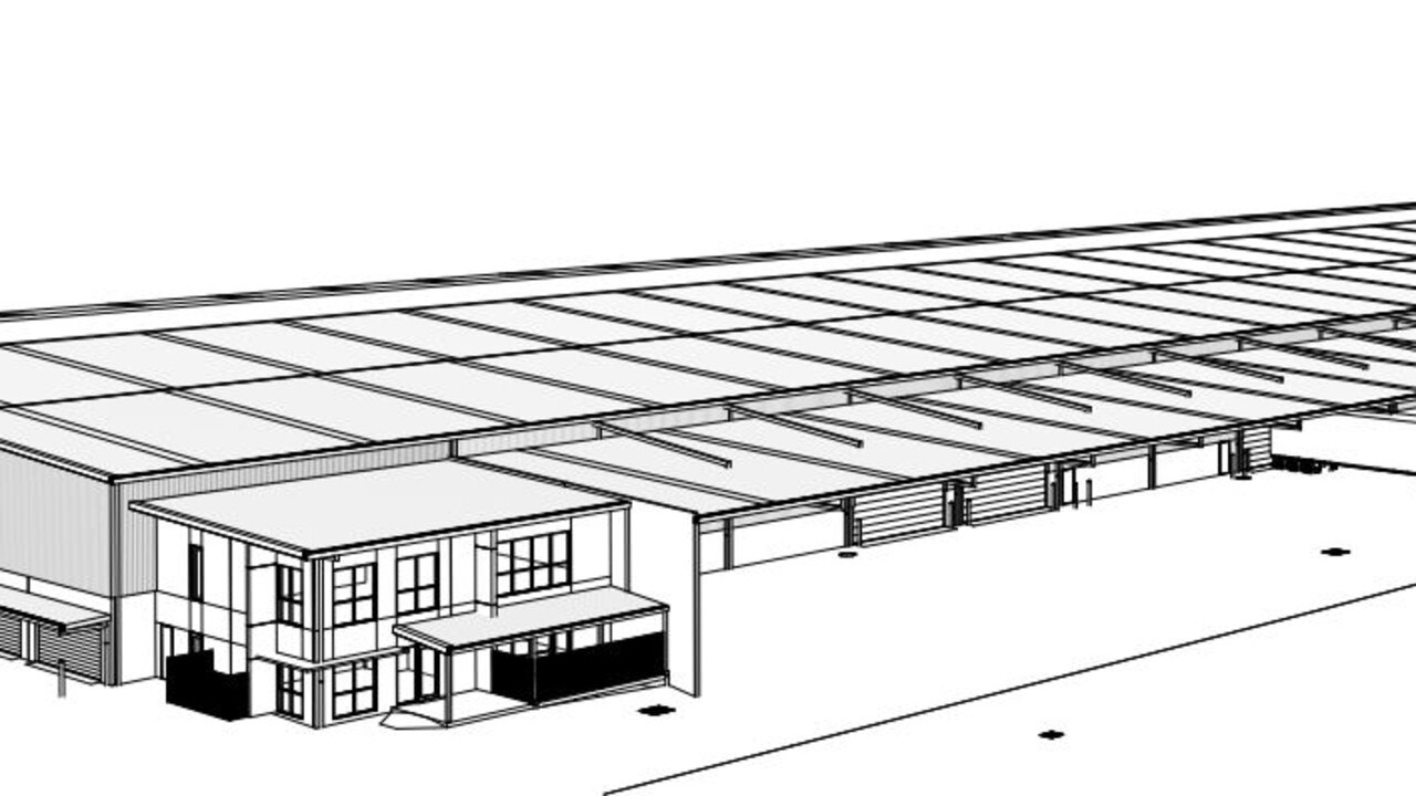 Multi Span Australia Group has submitted a development application to Ipswich City Council to construct the new warehouse in Bundamba.