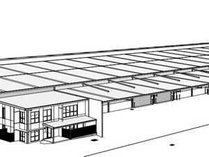 Massive warehouse development proposed in industrial area