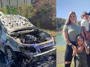 'Don't feel safe': Family's fear after brazen car theft