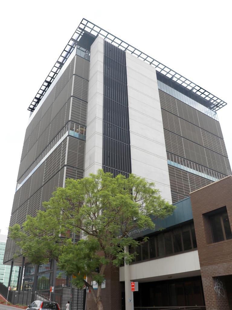 Arthur Phillip High School in Parramatta. Picture: Angelo Velardo