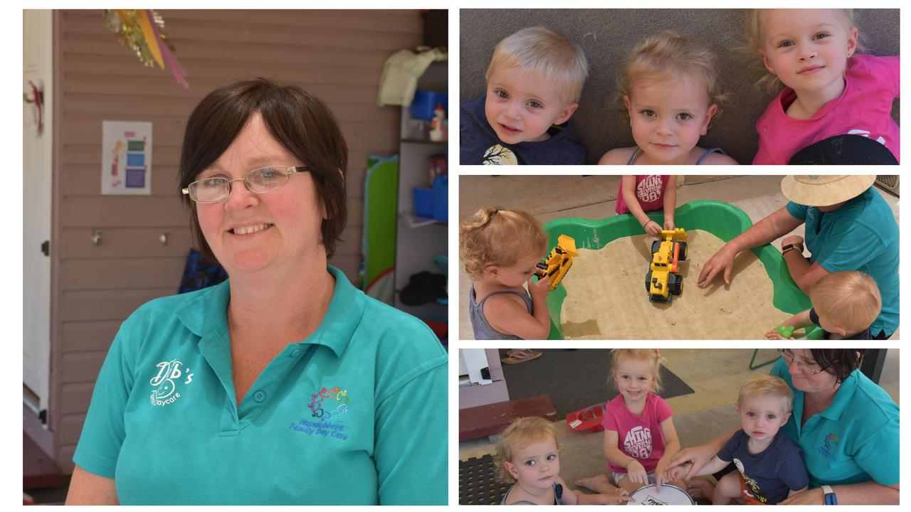 THE results from our final poll have revealed who is the top childcare educator in the North Burnett region.