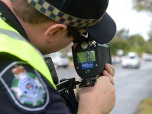 Taromeo man 'late for meeting' caught 49km/h over the limit