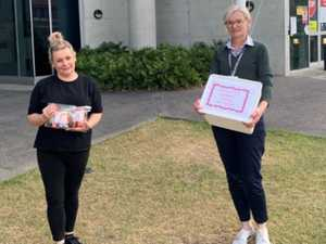 Ipswich steps up after call for hospital care packages