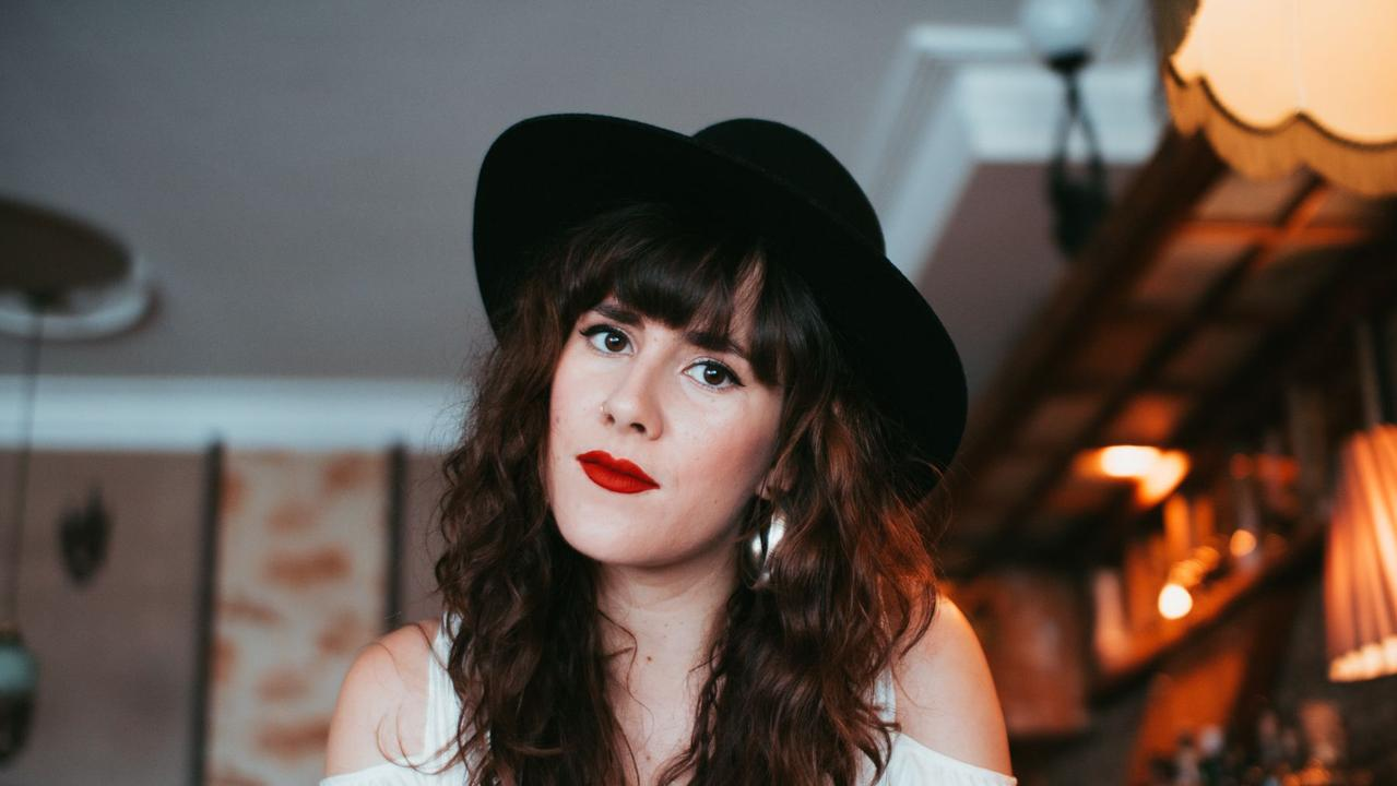 It will be Hayley Marsten's first time performing at Agnes Blues, Roots and Rock Festival for 2021