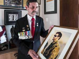Outraged soldiers challenge medal-stripping plan