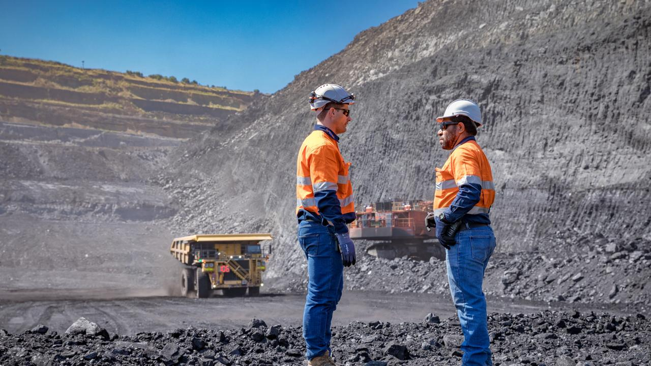 Mining is helping drive economic recovery.