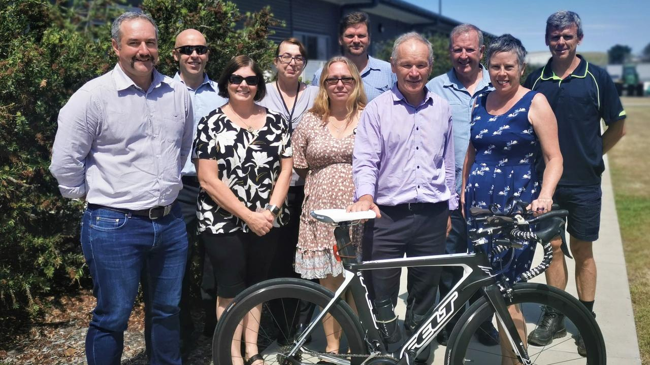 Clarence Valley Council won the 2020 Biketober Business Challenge for NSW business and organisations of 200 to 499 staff.