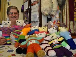 Trauma Teddy thank you notes: Bear hug for Coast volunteers