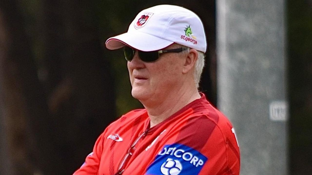 Jack de Belin trial to shape St George Illawarra Dragons' season