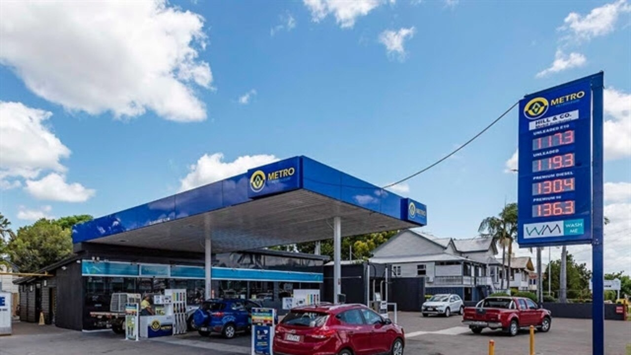 The asset, which was tenanted by Metro Petroleum - Dib Group Pty Ltd, had been operating as a fuel station for over 40 years.