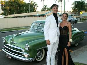 Suncoast Christian College celebrates Year 12 formal
