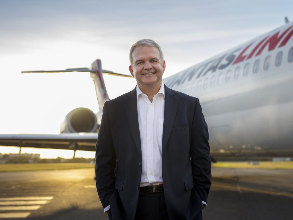 Sunshine Coast Airport chief executive Andrew Brodie has welcomed the announcement that Queensland's borders would reopen on December 1.