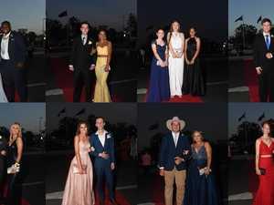 PHOTOS: Lockyer's graduates take to red carpet in style