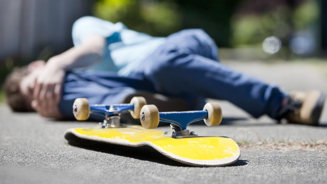 A man was injured at Mudjimba Skatepark on Tuesday. Photo: File