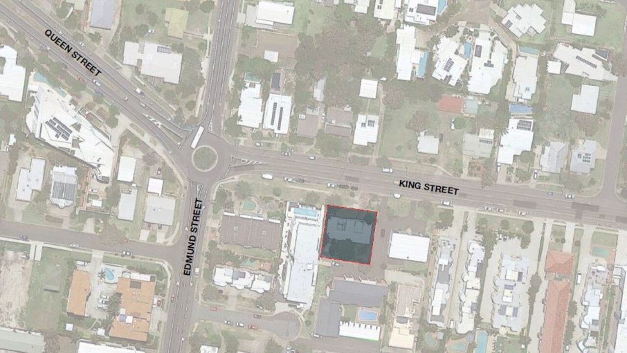 Qualita Group Pty Ltd is seeking approval for 16 units over seven-storeys plus two basement carparking levels in Kings Beach. Picture: Supplied