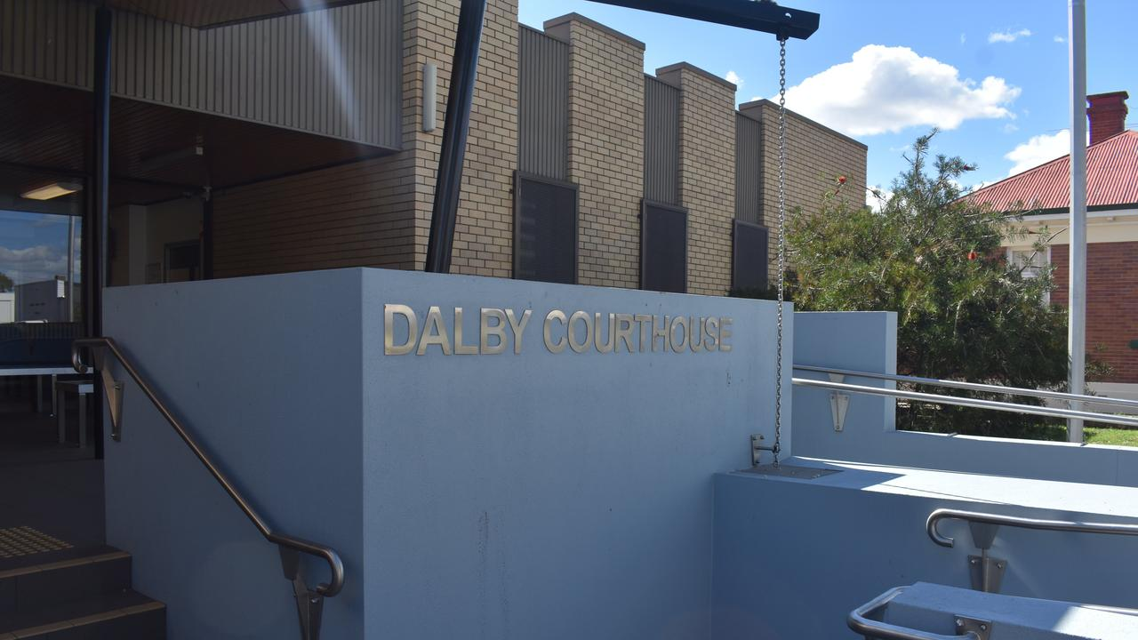 The man was scheduled to appear on several occasions at the Dalby Courthouse but never showed up.