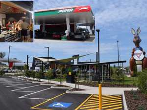 FIRST LOOK: $14.4m Traveston 'mega servo' officially opens