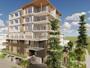 Novel about Caloundra inspires proposed unit complex design