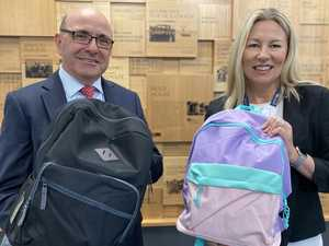 $10k grant to provide vulnerable kids with the essentials