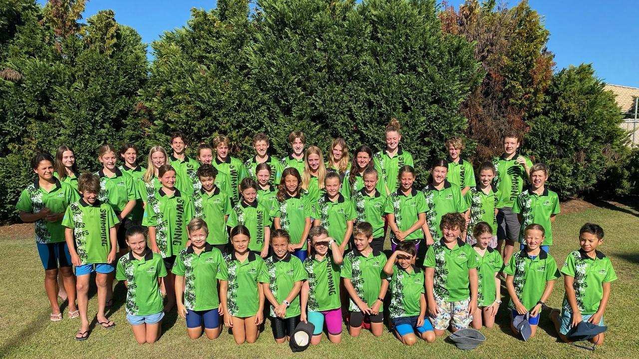Coffs Harbour Swimming Club took out the Club Championship at the North Coast Swimming Long Course Division 1 Championships at Banora Point on the weekend.