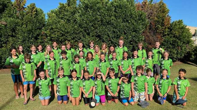Records tumble as Coffs Coast swimmers represent