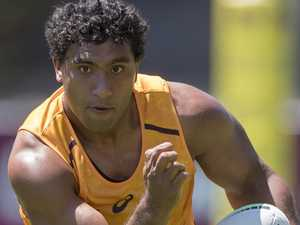 Walters reveals Pangai Jr plans
