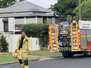 Homeowner takes on South Rockhampton property fire