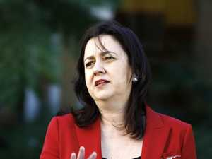 Palaszczuk reveals personal border pain