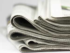 Council's newspaper bid pulped