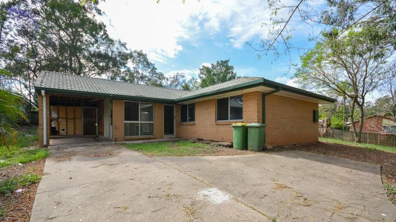 12 Quinn Court, Dinmore is the cheapest home for sale in the Ipswich area.