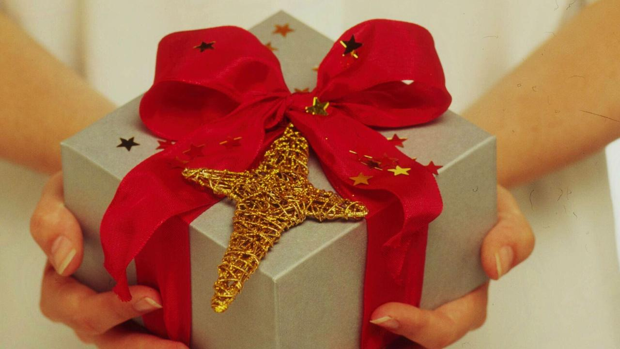 Parents are being warned away from gifts of cash and gift vouchers.