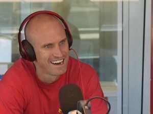 Fitzy reveals disgusting prank on kids