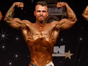 Bodybuilding champion's incredible story of sacrifice