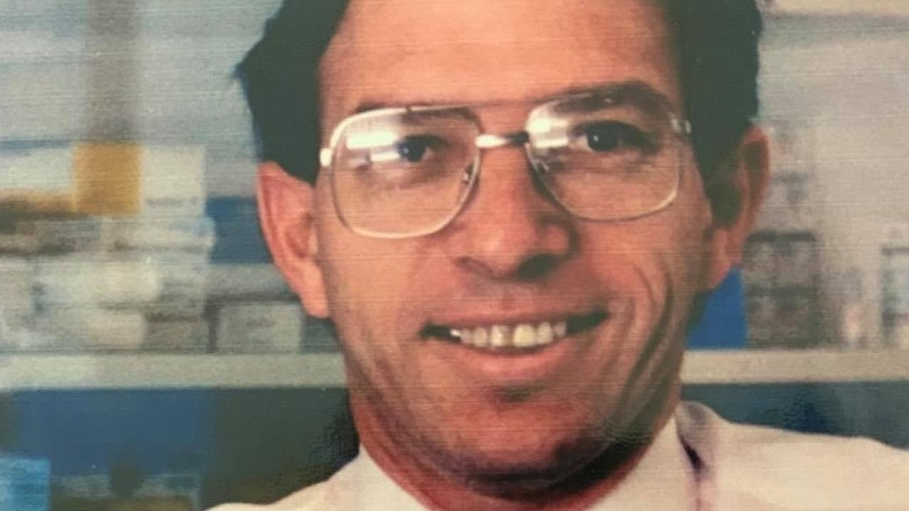 Dr Rod Day in his younger years. He will retire on December 17, 2020, after taking care of patients in the Gympie region for the past 40 years.