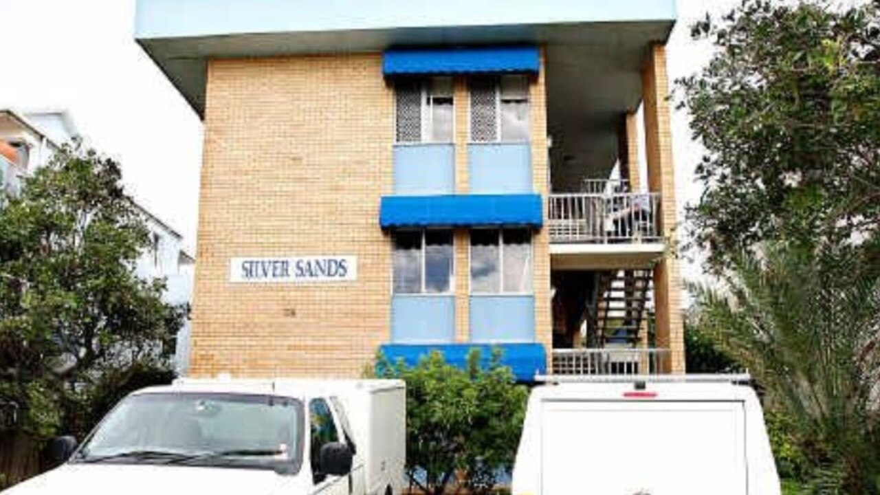 The Silver Sands apartment complex at Alexandra Headland where Justine Jones lived. Picture: File
