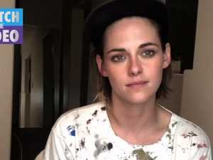 Kristen Stewart talks about her Twilight character and new comedy Happiest Season