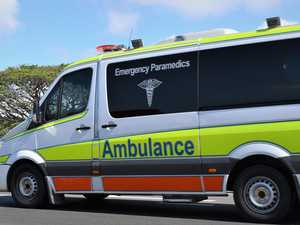 Women rushed to hospital after two-vehicle smash