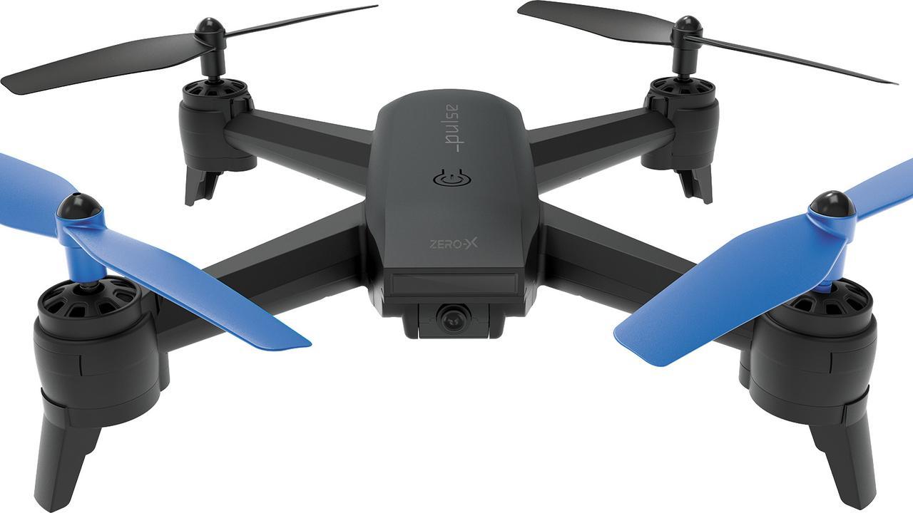 Zero-X pulse drone.