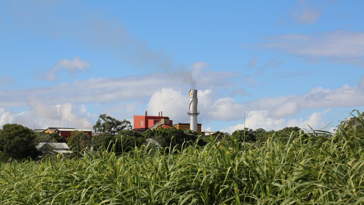 MSF Sugar Maryborough Region Mill. Photograph by Maggie Zemek