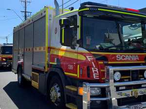 Fire crews attend 'blaze' near South Rocky school