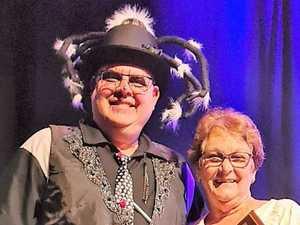 Mackay theatre volunteer innovates plan to reduce rubbish