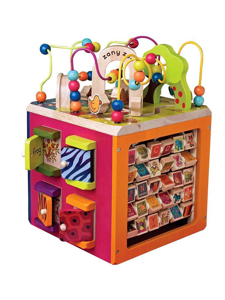 B.toys zany zoo.