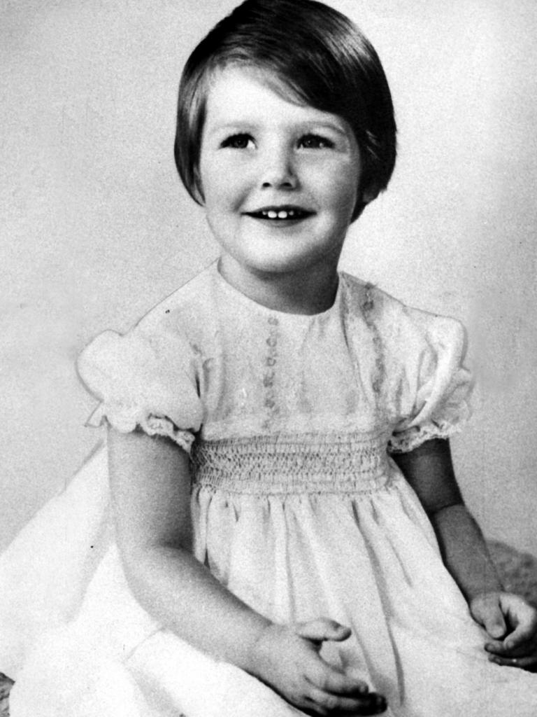 Peter Vivian Wardrop jailed for 14 years in 1974 for the murder of three-year-old Merrilyn Ruth Gartner who opened a booby-trapped door at a Maroochydore house not meant for her. Picture: File.