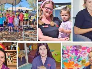FINALISTS: Vote for Chinchilla's best childcare educator 2020