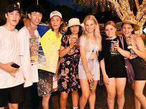 SCHOOLIES IN NOOSA: Night four festivities