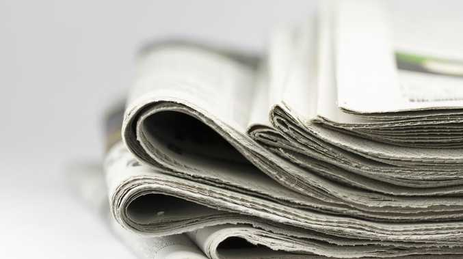 Council's newspaper bid pulped