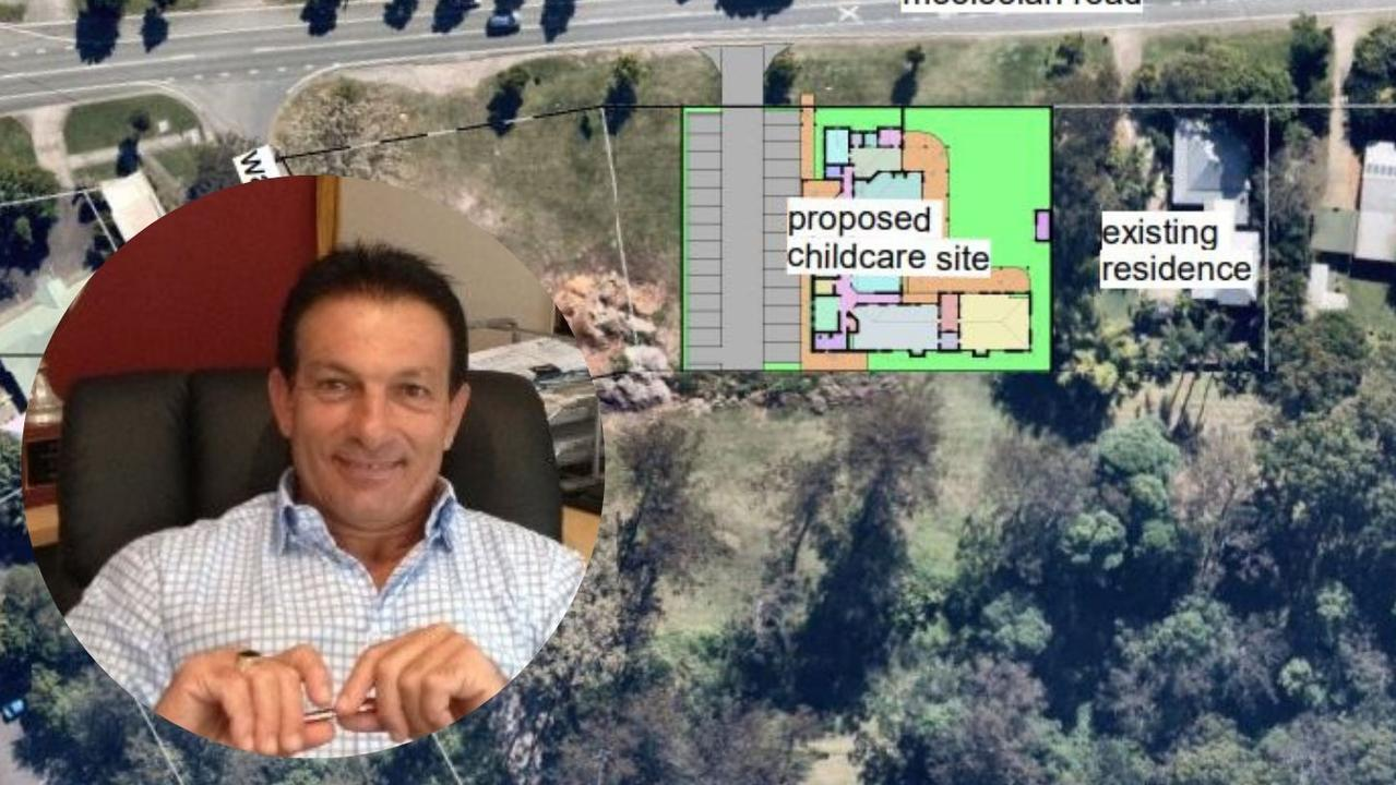 Vincent Ferraro of Bridgeman Enterprises Pty Ltd and Primo Property has applied to Sunshine Coast Council to build a second childcare centre in Mooloolah Valley. Picture: Supplied