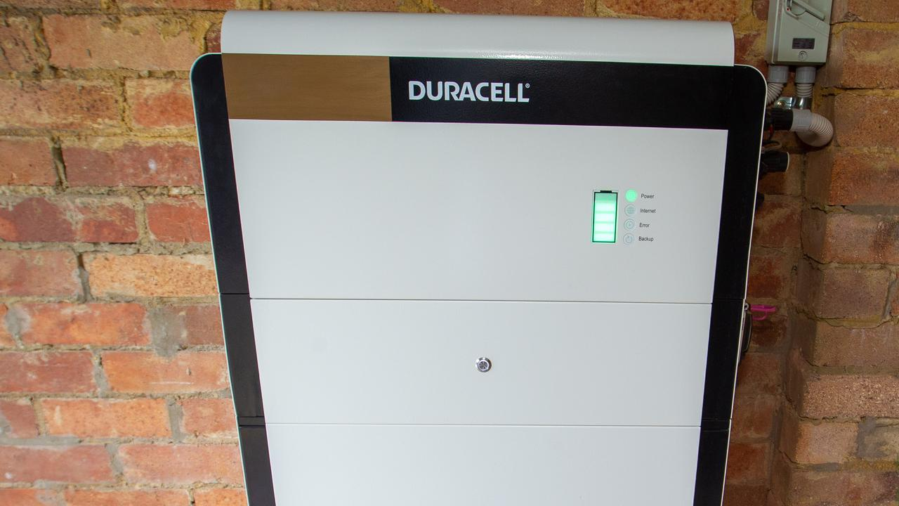 The Duracell Energy Bank 2 battery. Source: Natural Solar