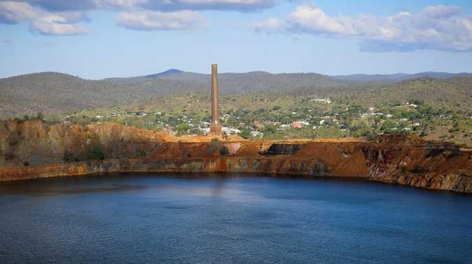 MINE SHOCK: Mt Morgan project poised to restart