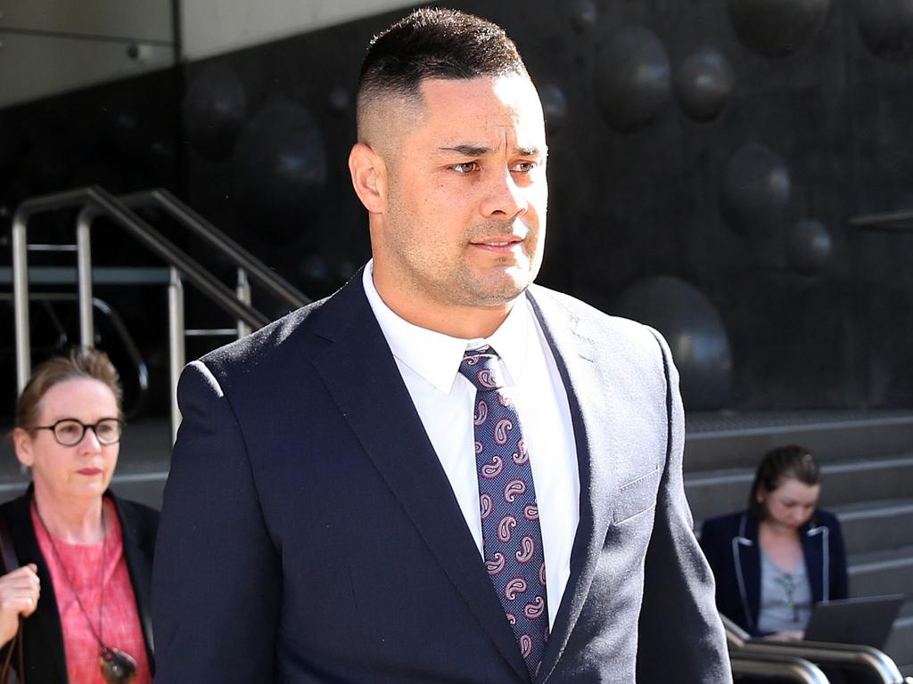 The former NRL star claims the sex was consensual. Picture NCA NewsWire / Peter Lorimer.